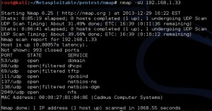 metasploitable2-nmap-udpscan